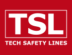 Tech Safety Lines Logo
