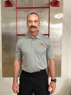 Bryan Corley - Tech Safety Line Trainer