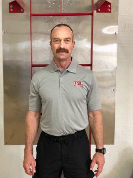 Bryan Corley - Tech Safety Line Trainer