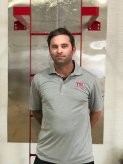 Nathan Pilcher - Tech Safety Line Trainer