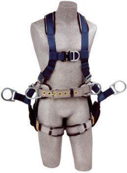 3M™ DBI-SALA® ExoFit™ Tower Climbing Harness (Model No